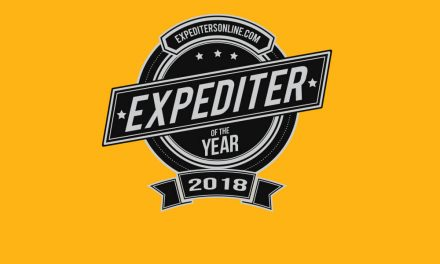 Expediter of the Year 2018: Introducing the Top 3 Finalists