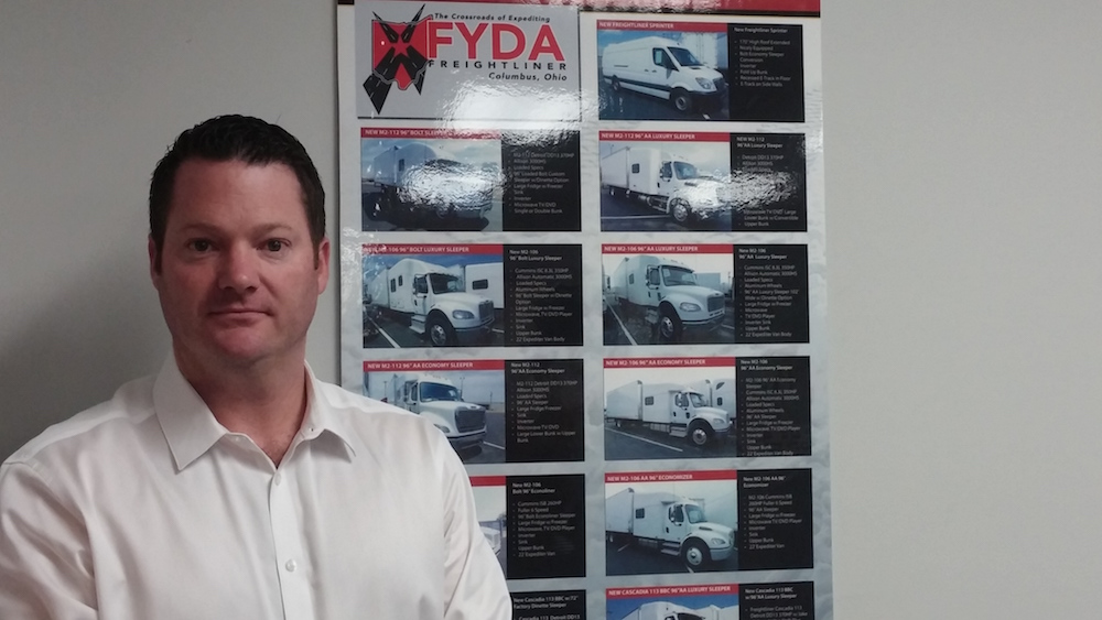 QA with Fyda Freightliner