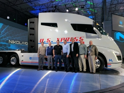 Nikola Motor Company Innovation Gives Thompson New Opportunity